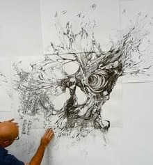 Clive King Intuitive Drawing Workshop