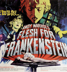 Double Feature: Frankenstein and Blood for Dracula